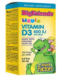 Big Friends - Liquid Vitamin D3