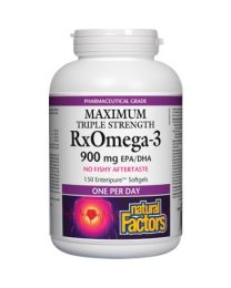 RxOmega-3 Maximum Triple Strength